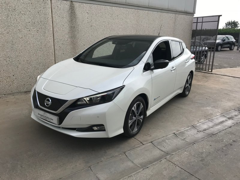 Nissan Leaf 40kWh Bitono N-Connecta