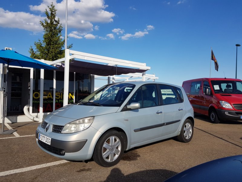 Renault Scenic 1.9DCI CONFORT DYNAMIC