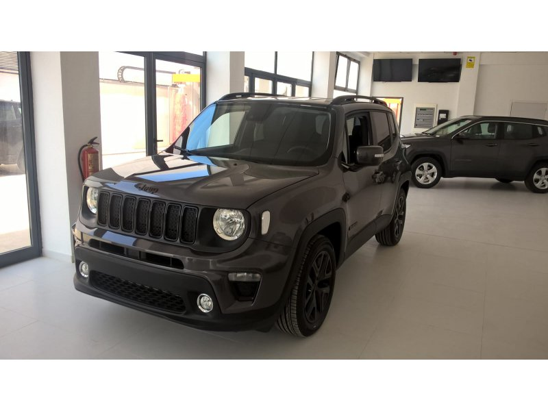Jeep Renegade 1.4 Mair 103kW Night Eagle 4x2 Night Eagle II