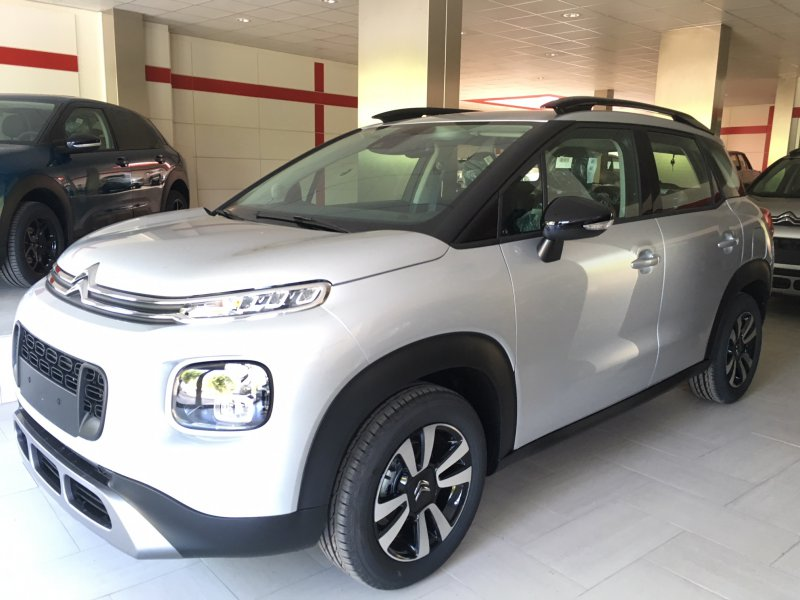 Citroen C3 Aircross BlueHDi 73kW (100CV) FEEL Feel