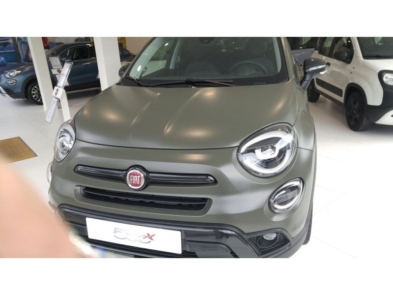 Fiat 500X 1.4 MAir 103kW 4x2 S-Design Cross