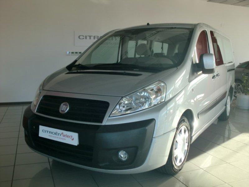 Fiat Scudo 2.0 MJT 120cv 10 Largo 5/6 Family