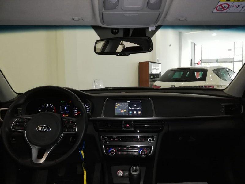 Kia Optima 1.7 CRDi VGT Eco-Dynamics Business