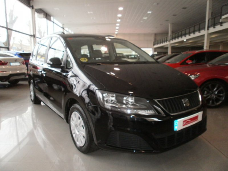 SEAT Alhambra 2.0 TDI 140 CV Ecomotive 7 Plazas Reference