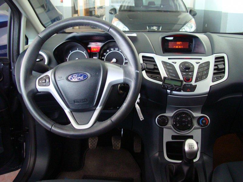 Ford Fiesta 1.4 TDCi 70cv Trend