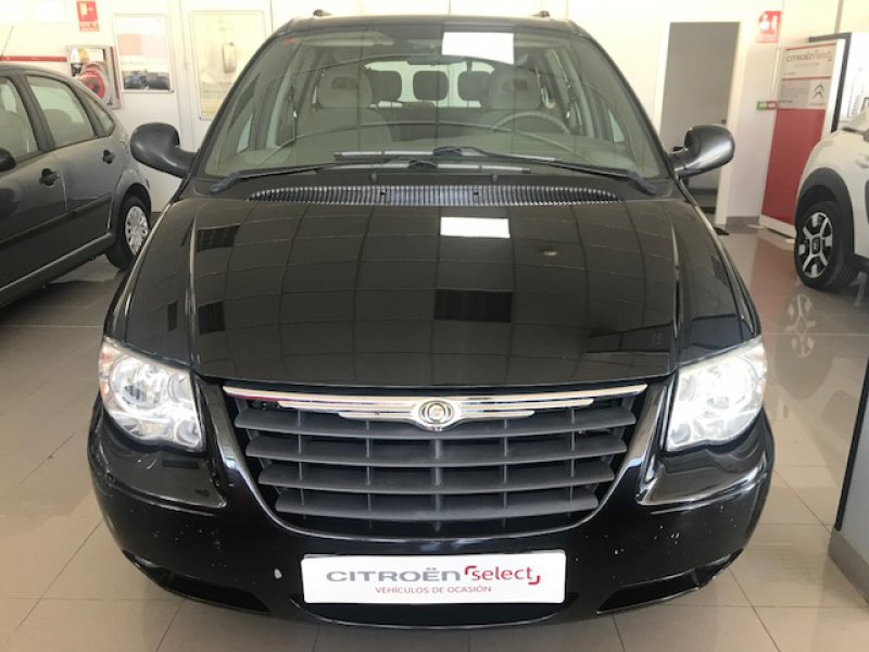 Chrysler Grand Voyager 2.8 CRD AUTO SE STROWN GO