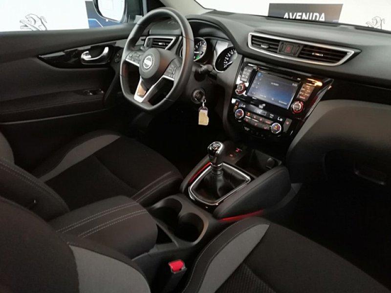Nissan Qashqai DIG-T 85 kW (115 CV) ACENTA