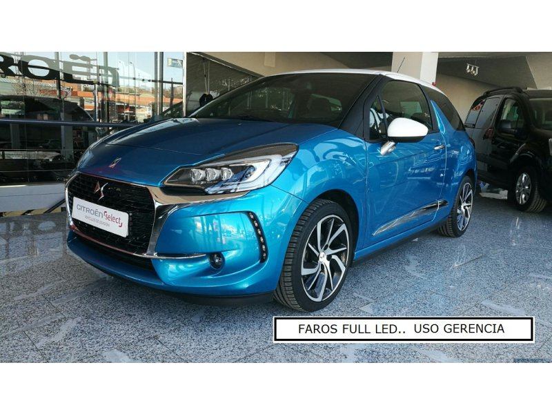 DS DS 3 BlueHDi 100cv S&S Style