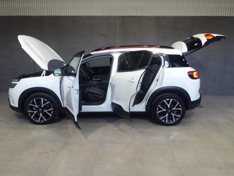Citroen C5 Aircross BlueHdi 96kW (130CV) S&S EAT8 Shine