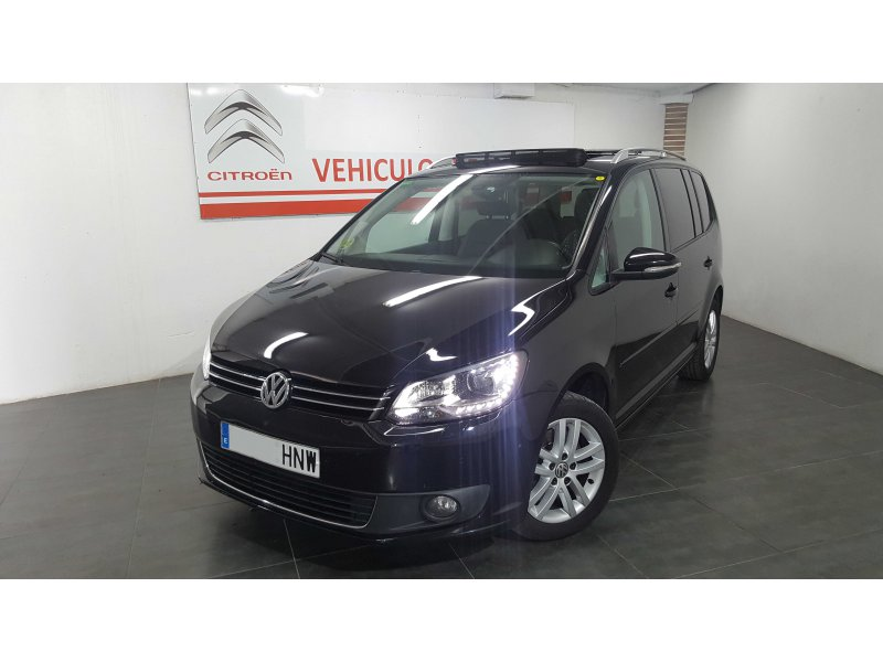 Volkswagen Touran 2.0 TDI 140cv DSG Advance