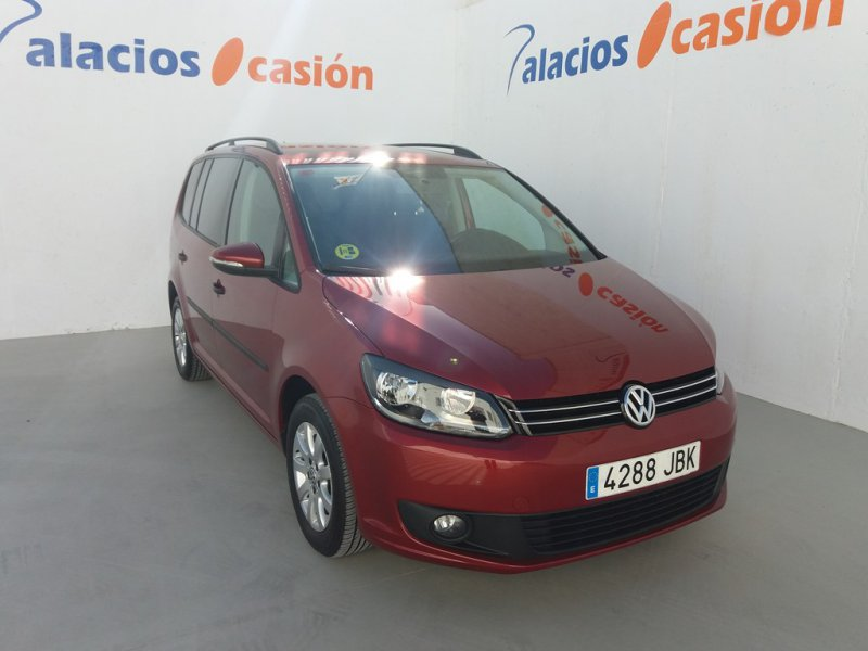 Volkswagen Touran 1.6 TDI 105 cv Edition Bluemotion