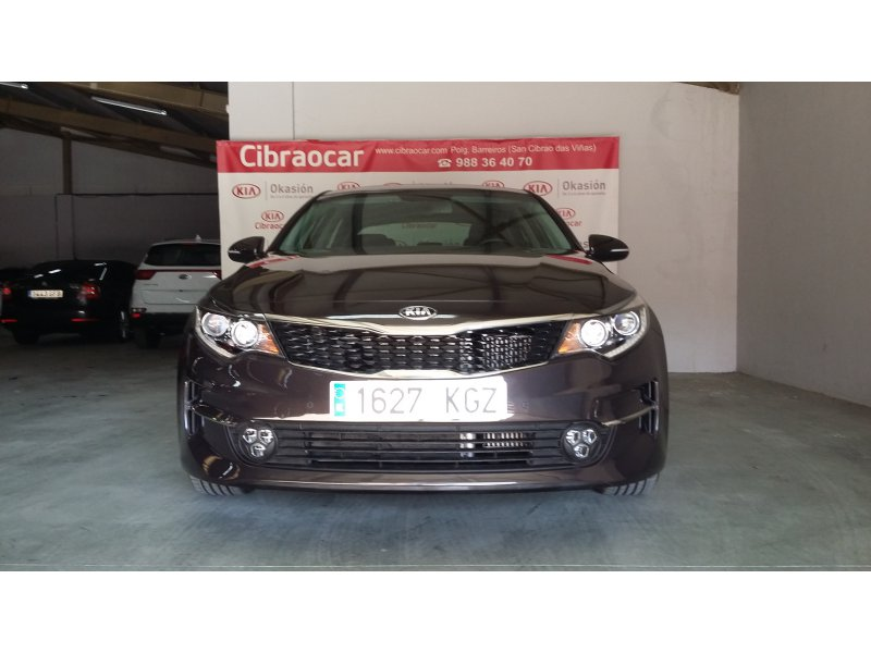 Kia Optima 1.7 CRDi VGT 141CV DCT Eco-Dyn Business
