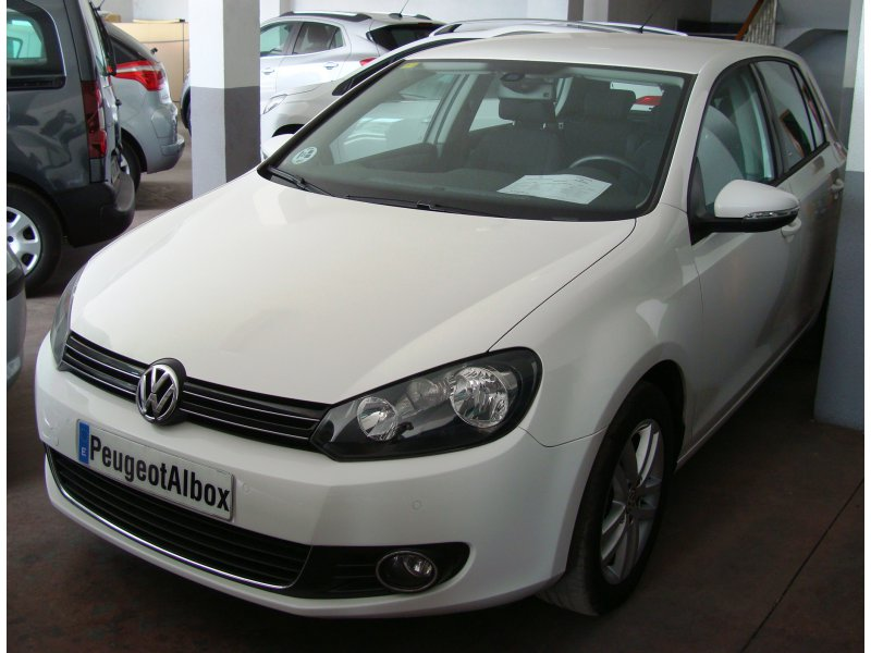 Volkswagen Golf VI 1.6 TDI 105 DSG Advance BMT Automático Advance BlueMotion