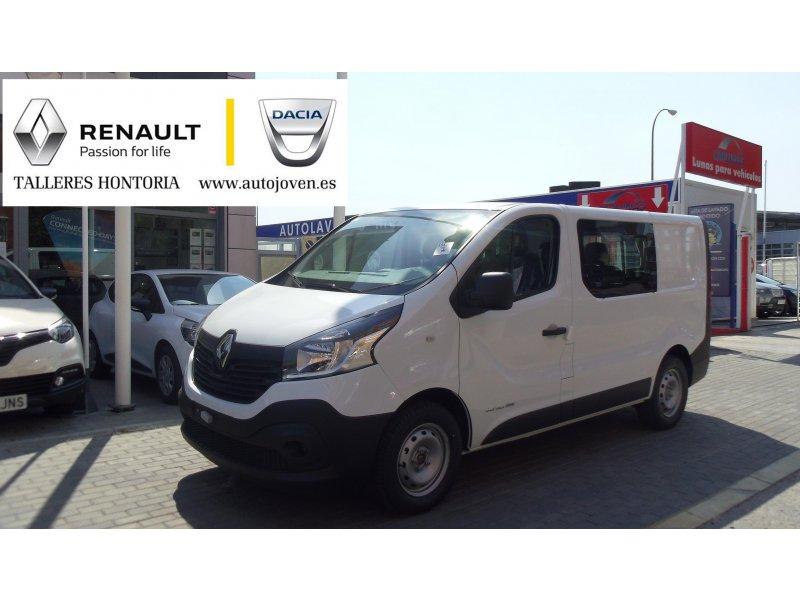Renault Trafic 1.6 DCI 125 CV