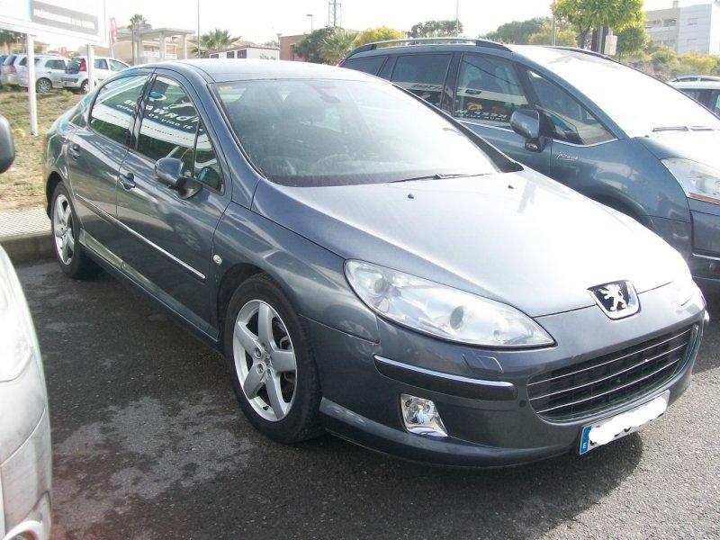 Peugeot 407 HDI 136 Automático ST Confort