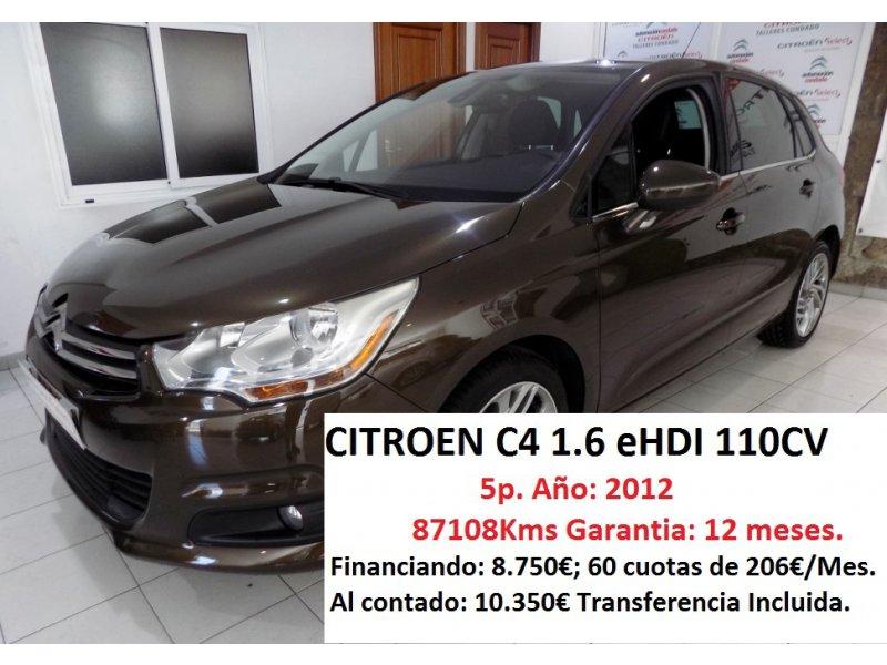 Citroen C4 1.6 e-HDi 110cv Collection