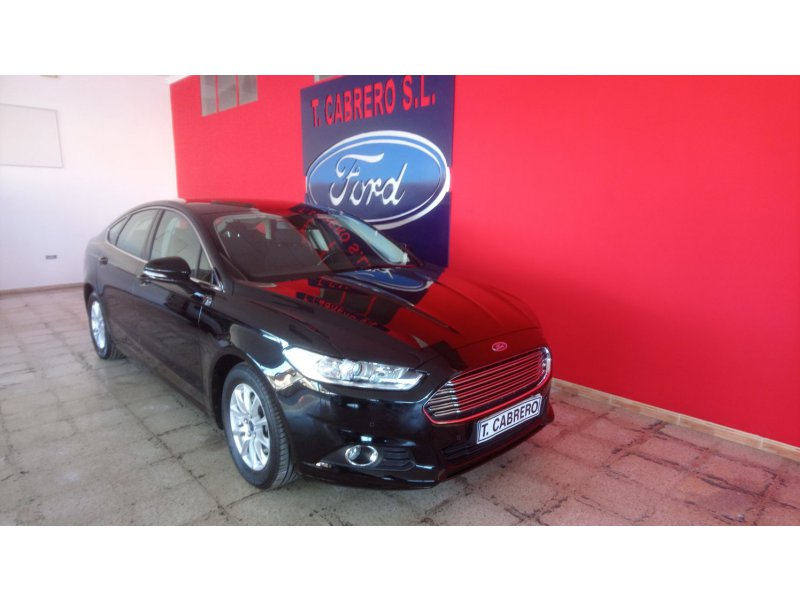 Ford Mondeo 2.0 TDCi 150cv Trend