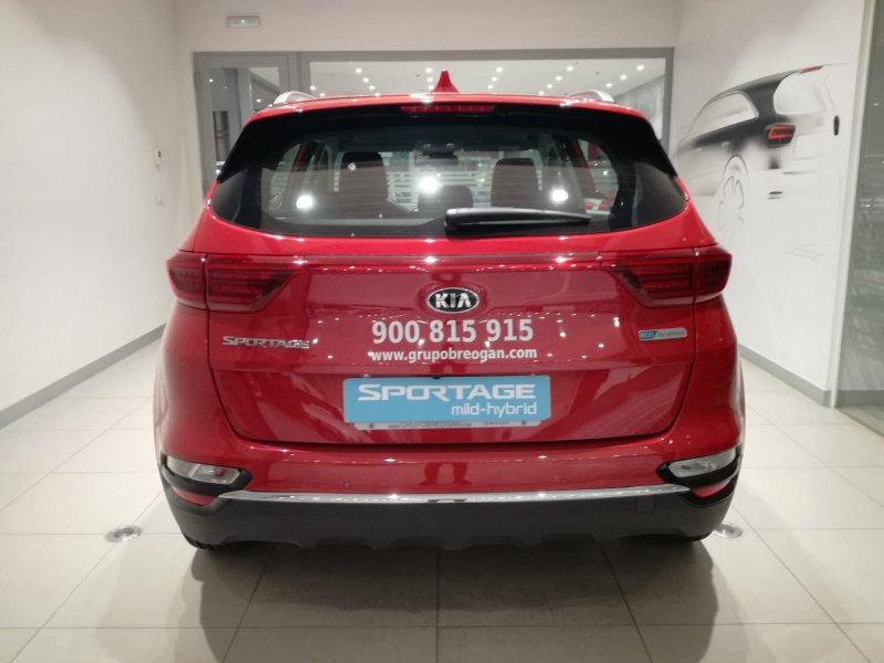 Kia Sportage 1.6 MHEV 85kW (115CV) 4x2 Drive