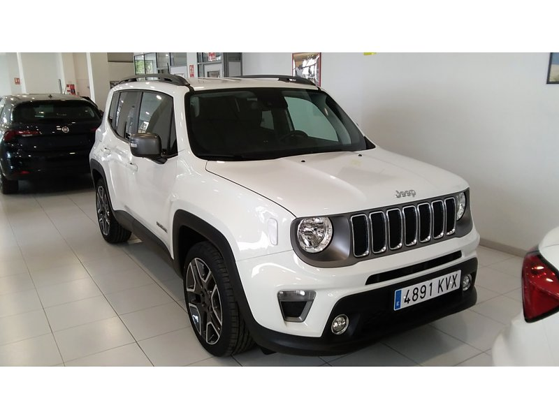 Jeep Renegade 1.6 Mjet 88kW 4x2 DDCT Limited