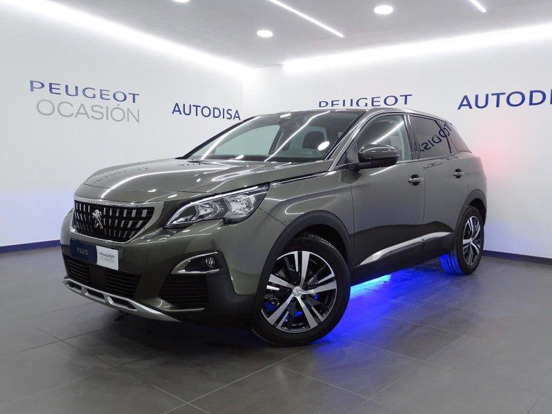 Peugeot 3008 1.6BLUEHDI 88KW (120CV) ALLURE AUTO S&S Allure