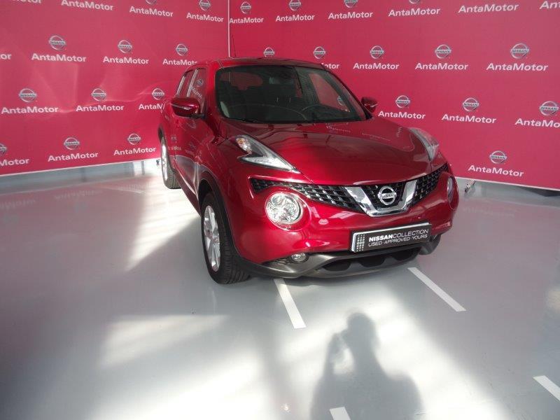 Nissan Juke 1.5 N-CONNECTA