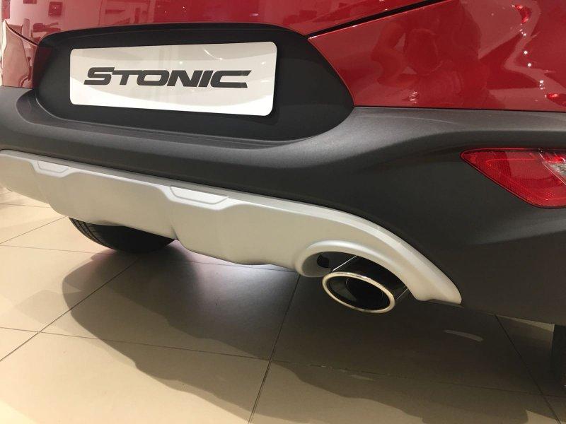 Kia Stonic 1.2 CVVT 62kW (84CV) Eco-Dynam Concept