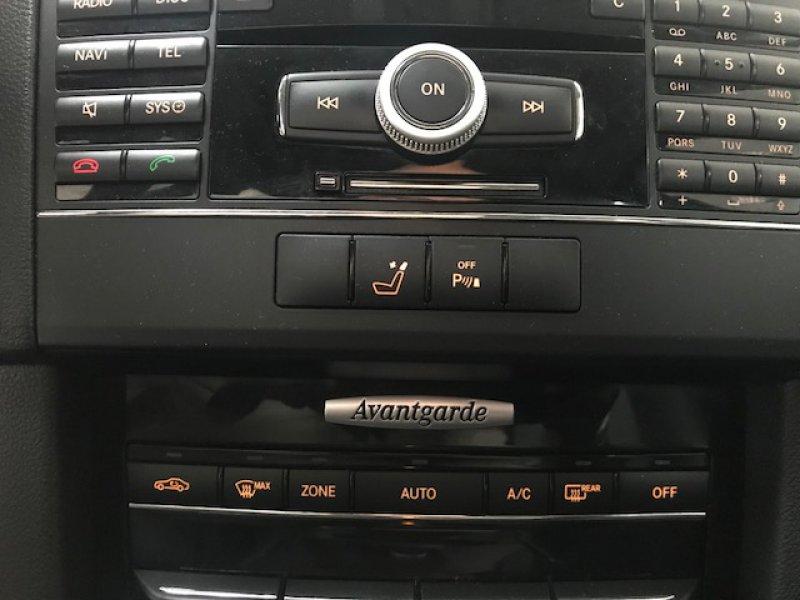Mercedes-Benz Clase E E 350 BlueTec Avantgarde