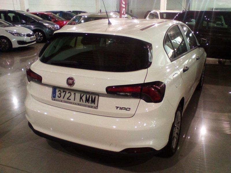 Fiat Tipo 1.4 16v 70kW (95CV) gasolina 5p. Pop
