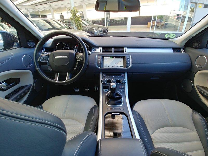 Land Rover Range Rover Evoque 2.0L SD4 Diesel 180CV 4x4 HSE