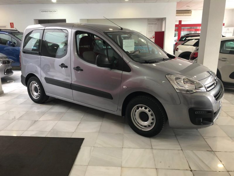 Citroen Berlingo Multispace BlueHDi100CV Live Edition