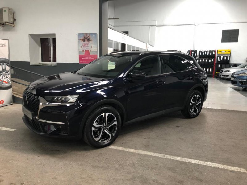 DS DS 7 Crossback BlueHDi 180CVAuto. SO CHIC