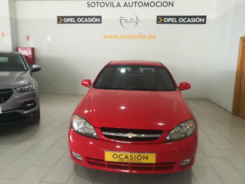 Chevrolet Lacetti 2.0 CDTI 16V 120CV CDX