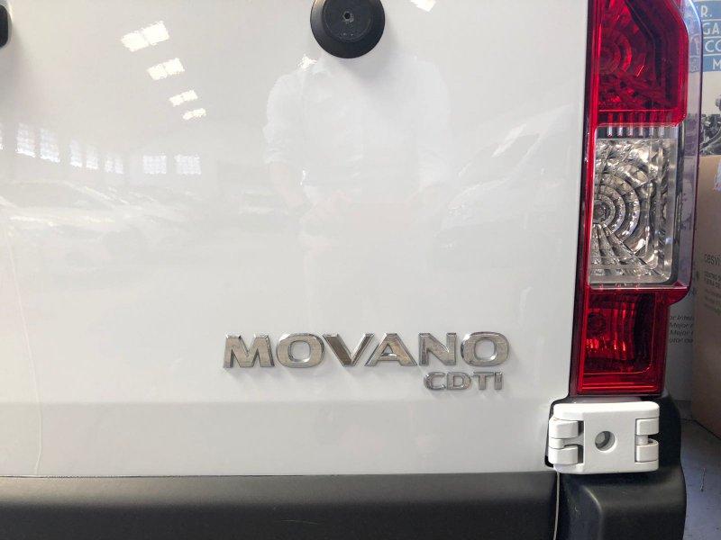 Opel Movano 2.3 CDTI 130 CV L3 H2 F 3.5t -
