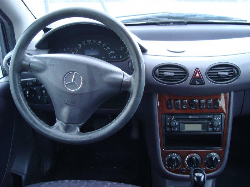 Mercedes-Benz Clase A Automático 170 CDI 95cv ELEGANCE