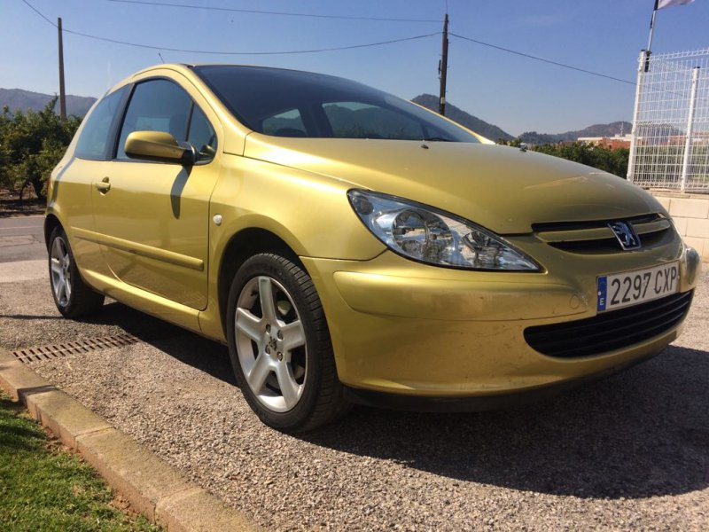 Peugeot 307 2.0 16v XSi