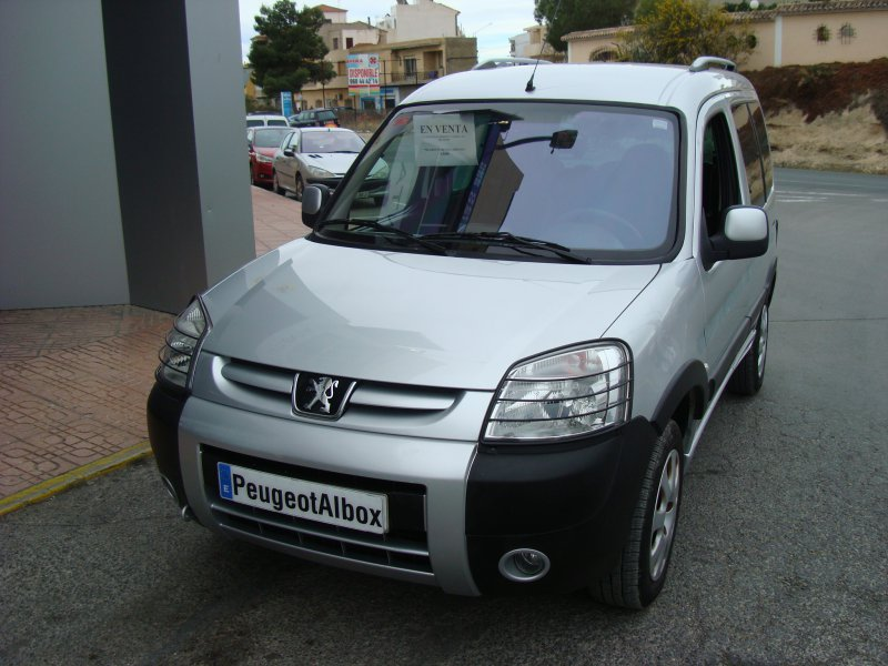 Peugeot Partner RANCHO 1.6HDI 90cv