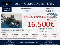 Peugeot 2008 PureTech 81KW (110CV)S&S EAT6 Crossway
