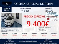 Peugeot 108 1.2 PureTech 60KW (82CV) Allure
