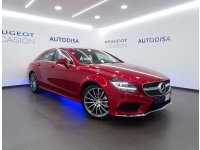 Mercedes-Benz Clase CLS CLS 250 BlueTEC 4MATIC -