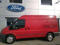 Ford Transit 350 M Semielevado (115CV) TRACCIÓN DEL. -