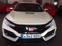 Honda Civic 2.0 I-VTEC TURBO TYPE R GT Type R GT