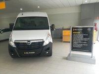 Opel Movano 2.3 CDTI 130 CV L2 H2 F 3.5t DC