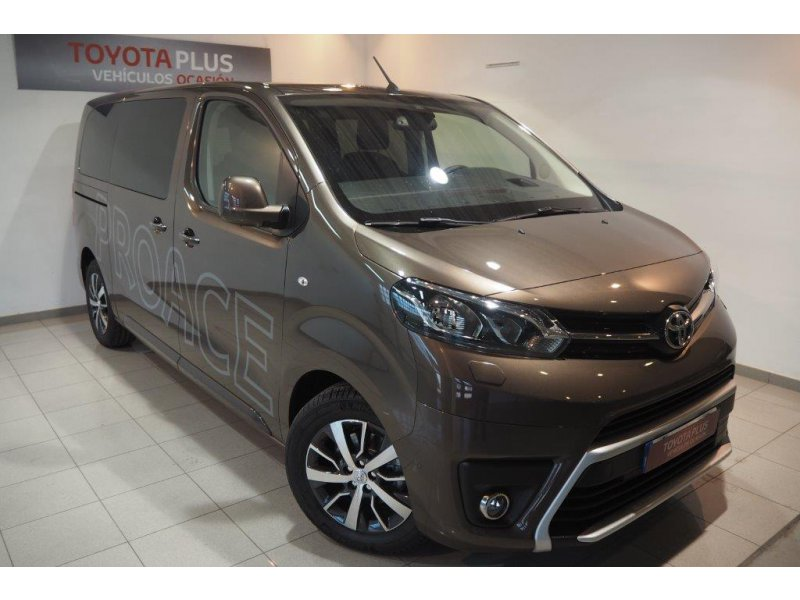 Toyota Proace FAMILY MEDIO (L1) 2,0D 150 8P ADV+PACK Family