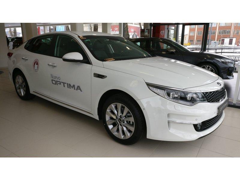 Kia Optima 1.7 CRDi VGT Eco-Dynamics Drive