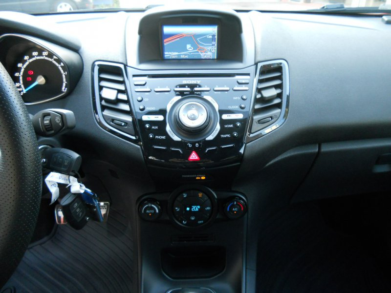 Ford Fiesta 1.5 TDCi 95cv 5p ST-Line