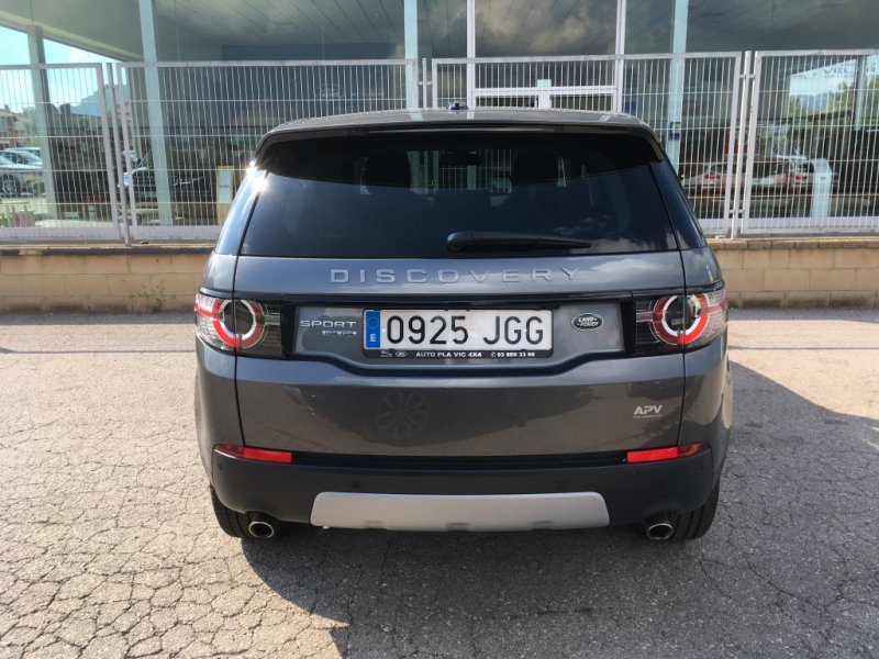 Land Rover Discovery Sport 2.2 TD4 HSE 4WD