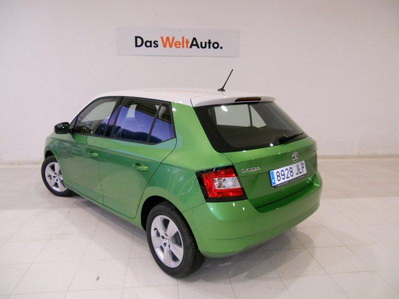 Skoda Fabia 1.0 MPI 75cv-FINANC.CON VW FIN-1000 Ambition