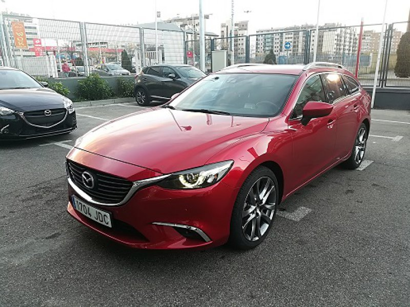 Mazda Mazda6 2.2 DE 150cv WGN Luxury