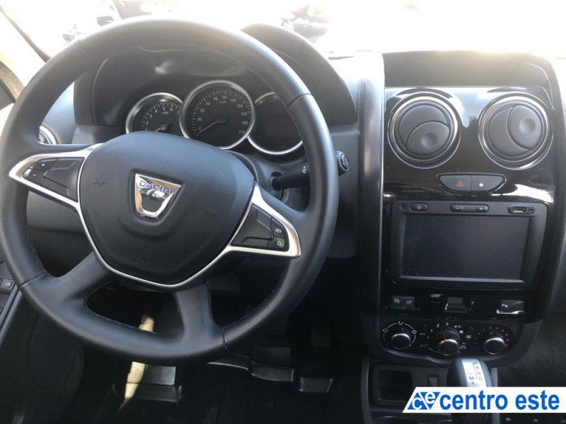Dacia Duster SL Blacks. dci 80kW (109CV) 4x2 EDC 2017 Blackshadow