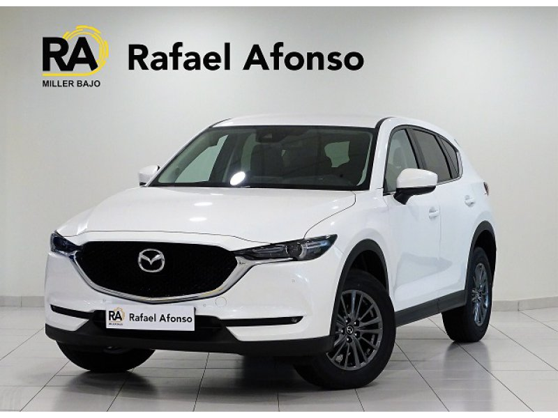 Mazda CX-5 2.2 DE 110kW (150cv) Evolution 2WD Auto EVOLUTION